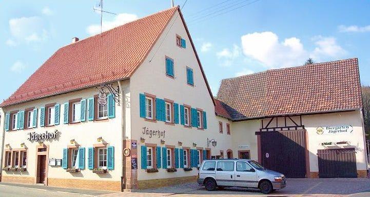 """Restaurant """"Jägerhof"""" in Birkenhördt in der Pfalz"""