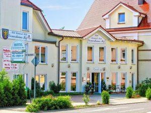 "Hotel, Restaurant ""Germersheimer Hof"" in Germersheim"