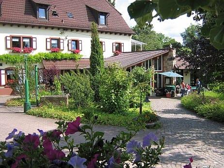 Gaststätte Mühlengrund in Heuchelheim-Klingen in der Pfalz