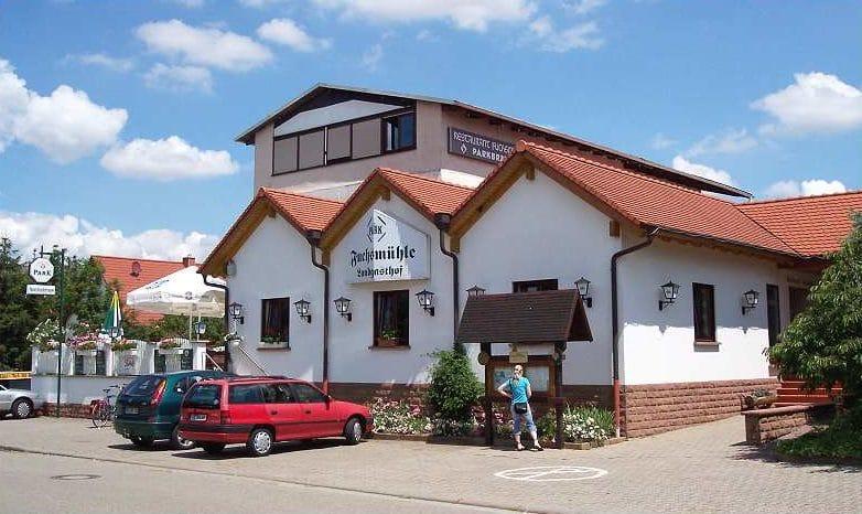 Restaurant landgasthof fuchsmühle in offenbach neumühle