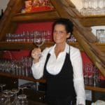 Ihre Gastgeberin: Jesine Albrecht