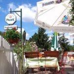 """Gartenrestaurant """"Storchenterrasse"""" – """"Fuchsmühle"""" in Offenbach"""