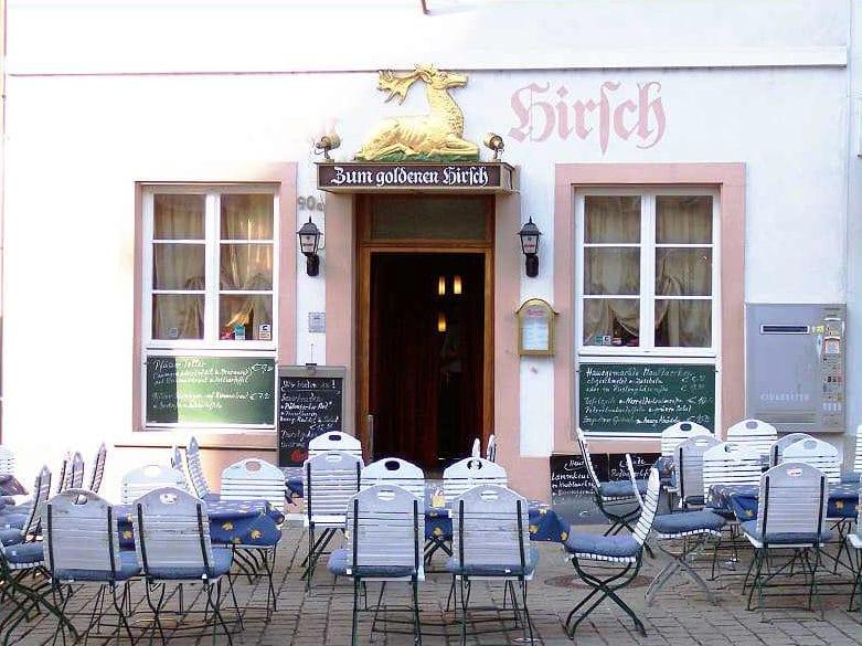 """Restaurant """"Zum Goldenen Hirsch"""" in Speyer in der Pfalz"""