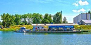 """Restaurant """"Bootshaus am Pier"""" - Clubhaus des """"Motoryachtclub Germersheim"""""""