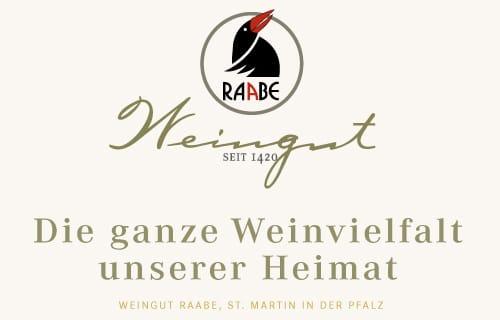 """""""Weingut Raabe"""" in Sankt Martin in der Pfalz"""
