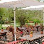 Restaurant Freiraum – Terrasse