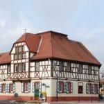 """""""Hotel Goldenes Lamm"""" mit Restaurant"""