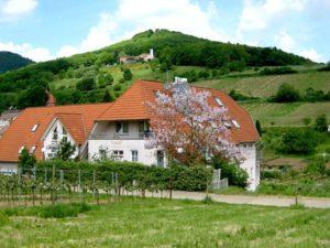 """Hotel-Restaurant """"Castell"""" in Leinsweiler in der Pfalz"""