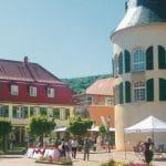 Schlosshotel Bergzaberner Hof mit Restaurant Walram