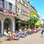 """Eiscafé """"Bertolini"""" in Germersheim in der Pfalz"""