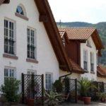 """Außenansicht """"Das Landhotel"""" in Sankt Martin in der Pfalz"""