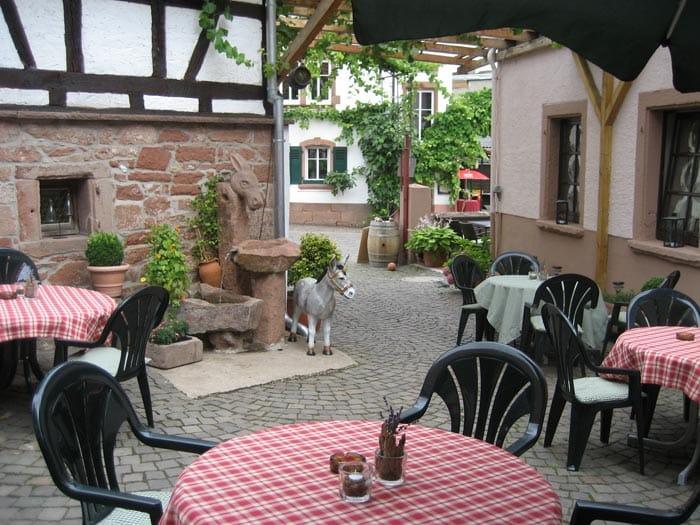 """""""Weingut und Straußwirtschaft Poth"""" in Eschbach in der Pfalz"""