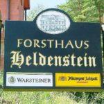 """""""Forsthaus Heldenstein"""" bei Edenkoben"""