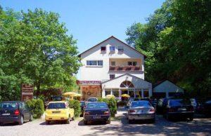 """Hotel, Restaurant, Café """"Goldbächel"""" in Wachenheim in der Pfalz"""