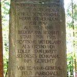 Heldendenkmal bei Edenkoben