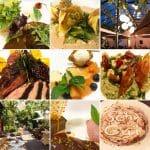 Regionale-saisonale Frischeküche im Honigsäckel in der Pfalz