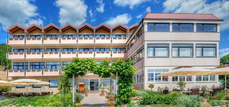Hotel St Martin Pfalz Wellness