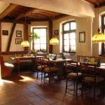 Gastraum s'Reiwerle in Annweiler in der Pfalz