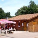 """Waldgaststätte """"Wildpark – Gaststätte"""" in Silz in der Pfalz"""