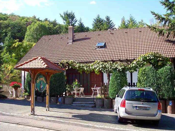 """Café """"Zur Almel"""" in Neustadt - Hambach in der Pfalz"""