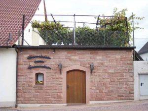 """Weinstube """"Brennofen"""" in Ilbesheim in der Pfalz"""