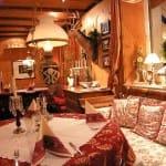 Restaurant, Hausbrauerei, historische Weinglasstube Die Nachtigall in Oberschlettenbach in der Pfalz