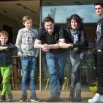 Familie Simone und Ralph Anton