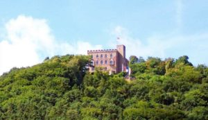 "Das ""Hambacher Schloss"" in Neustadt - Hambach"