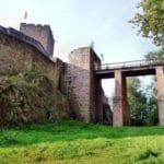 Burg Landeck in Klingenmünster
