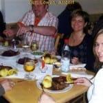 Gemütlich feiern in Löwen in Altdorf in der Pfalz