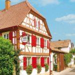 """Weingut, Weinstube, Ferienwohnung """"Oerther"""" in Oberotterbach in der Pfalz"""