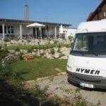 """Wohnmobilstellplätze auf dem Weingut """"Junker"""" in Impflingen"""