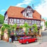 Gasthaus, Hotel, Metzgerei
