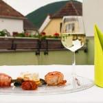 Terrasse Weinstube und Gästehaus