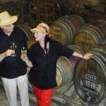 Familie Plutta bei der Arbeit - Weingut