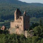 """""""Burg Berwartstein"""" in Erlenbach bei Dahn"""