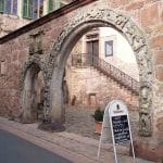 """Restaurant """"Grafen von der Leyen"""" in Burrweiler in der Pfalz"""