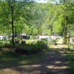 """Naturcampingplatz """"Am Berwartstein"""" in Erlenbach bei Dahn in der Pfalz"""