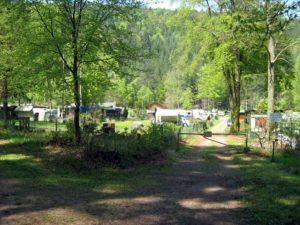 """Naturcampingplatz """"Am Berwartstein"""""""