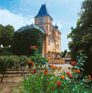 """Hotel mit Gourmetrestaurant """"Schloss Edesheim"""" in Edesheim in der Pfalz"""