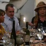 Weinprobe in geselliger Runde in der Weinprobierstube - Weingut