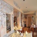 Zypriotisches Restaurant mit mediterraner Küche