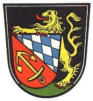 """Wappen der Gemeinde """"Altrip"""" in der Pfalz"""