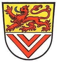Wappen Bad Bergzabern in der Pfalz