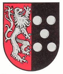 Wappen Bann in der Pfalz