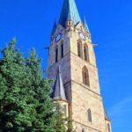 Bellheim in der Pfalz - Katholische Pfarrkirche St. Nikolaus