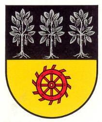 Wappen Birkenheide in der Pfalz