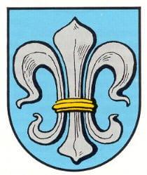 Wappen Burrweiler in der Pfalz