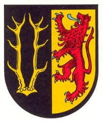 Wappen Busenberg in der Pfalz