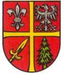 Wappen Carlsberg in der Pfalz